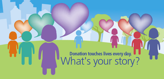 Organ Donation msg image