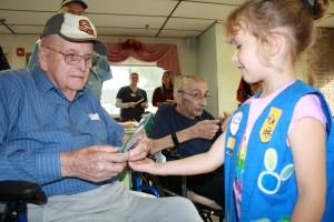 Veterans Celebratednorthern Maine Medical Center